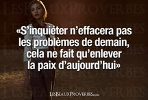 Citations - Proverbes