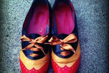 swing shoes