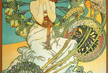 PAINTER - ALPHONSE MUCHA
