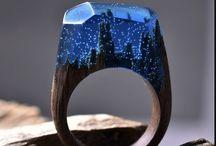 anillos y aretes