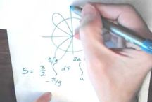 Двойные интегралы в полярных координатах
