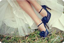 Bridal Shoes / 'A woman can carry a bag, but it is the shoe that carries the woman'. Christian Louboutin