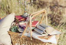 """Picnic / """"Collect moments not things."""" A picnic turns any meal into a special lovely occasion."""