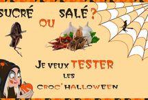 Halloween / Croc'Ap'île vous fait découvrir des petites chapulines grillées aux épices pour cet hallowen 2014.  Testez les croc'halloween,  prenez vous en photos et partagez vos impressions !