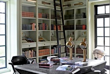 Study/library / by Lynn Terry