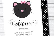 kitty cat birthday
