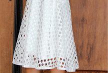 Home made skirt