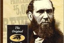 Alan Pinkerton: The Original Private Eye