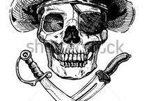 pirat czacha