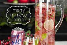 Party Drinks / by Jenna Hyatt