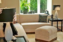 DECOR: Living Room Ideas