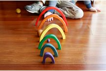 Kids wooden toys