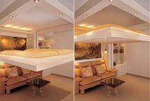 Beautiful Home - Interesting Ideas / by Billie Piché