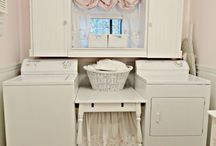 Laundry Room Amenities & Ideas