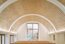 brick vault ceiling
