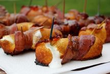 Everything Bacon Wrapped! / We know you love bacon, and so do we! We love to experiment with things wrapped in bacon. Check out what we think is the best thing ever wrapped in bacon.   / by Traeger Grills