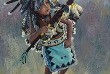 Native american art: Karen Noles / Karen Noles art