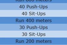 Fitness, Exercise & Workouts