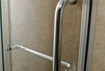 Puxadores para cabine de duche