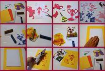 Graphics and stamps - grafika a pečiatky / Návody na to, ako vyrobiť pekné obrázky či pečiatky.