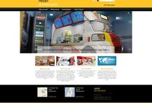 """Retail"" Zeald Website Design"