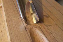 rzeźby w drewnie - wood carving