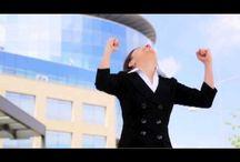inspiration, success, motivational videos / by Hikia Dixon
