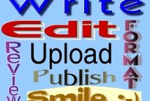Self-Publishing Help / Everyone needs an #editor, and Trish Jackson's pricing is extremely competitive. #Developmental #editing, help with #formatting, #uploading, #cover design, #website design and more.
