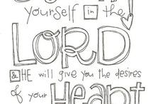 God's thinks
