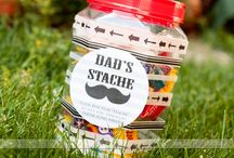 Holidays - Father's Day / Fun ideas for Father's Day.
