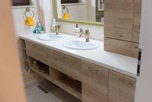 Bathroom / We make it happen! Custom furniture for all your spaces.  www.zigman.ro