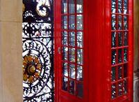 England....London baby / by Barbara Mills