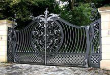 Ворота металл