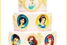 torta principesse