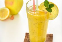 Smoothies and Detox Drinks