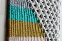 Weaving, macrame, wall art
