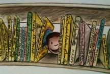 Library / L'odore dei libri