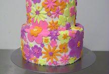 Daniella's 7th birthday cake ideas