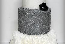 Edible sequins / Cakes