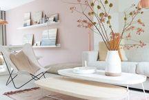 Modern szobabelsők