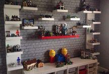 Lego oppbevaring
