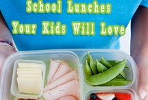 school lunch ideas / lunches for sim / by Natalie Wood