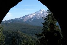 Hikes in the Cascades - Oregon and Washington / Hiking trails in the Cascades of Oregon and Washington