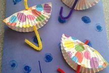 Förslag på pussel / Visar olika pussel barnen kan göra