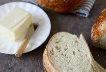 sourdough starter breads