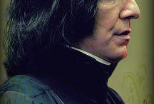 Alan Rickman- Severous Snape