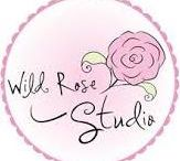 Wild Rose Studio @ Craft-House / We are continually looking at expanding our range of products, so it is with great excitement that we can now introduce our collection of superb craft products from Wild Rose Studio.