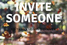 Thanksgiving Invitations / 0