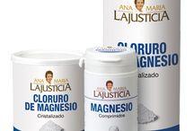 magnesio   Ana  María  de la Justicia