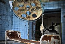 Elhagyatott kórházak